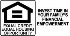 Equal Credit - Equal Housing Opportunity